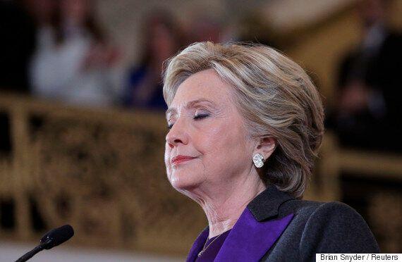 힐러리가 20만 표 이상 앞섰지만 선거에서 진