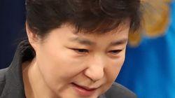 박근혜가 오늘 약속도 없이 무작정 국회에