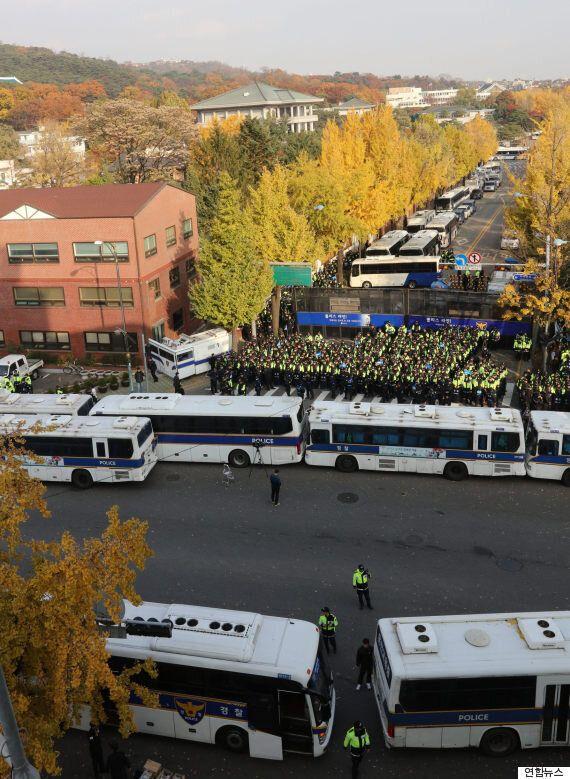 국제앰네스티가 한국의 집회·시위 현실을 단 107초에 정리했다
