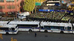 107초로 정리한 한국의 집회·시위