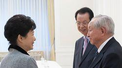 오늘, 박근혜 대통령이 만난