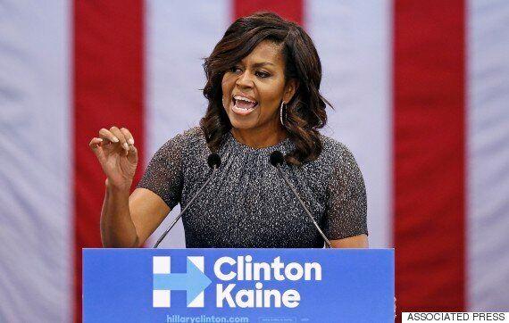 트위터 이용자들은 미셸 오바마의 대선 출마를 정말