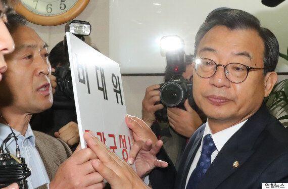 새누리 이정현은 박 대통령 지지율이 올라갈 수 있다고