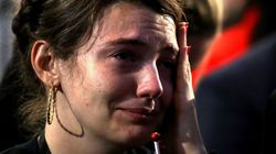 '트럼프 우세' 소식에 많은 여성이 분노의 트윗을 쏟아내고 있다(트윗