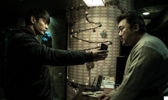 마동석X최민호, 상남자와 꽃남의 만남...'두남자' 11월 24일