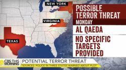 미국 대선 하루 전 테러 '기획' 첩보가