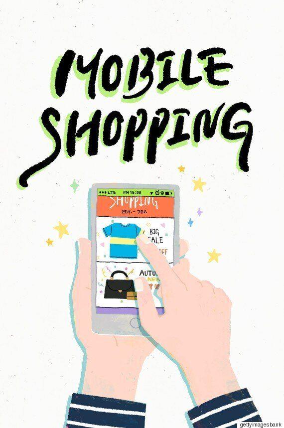온라인 쇼핑에 사람이 반응하는 태도