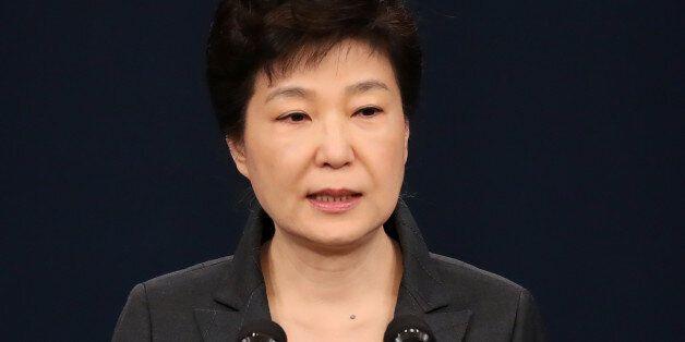 박근혜와 '조선'의