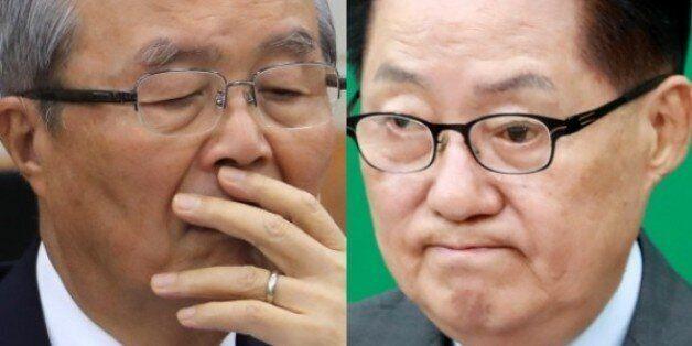 김종인-박지원은 박 대통령이 '하야'해도 야당의 승리가 쉽지 않다고
