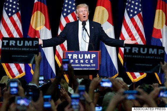 도널드 트럼프의 핵심 공약이 후퇴할 조짐을 보이고