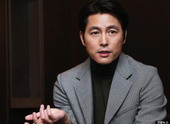 배우 정우성이 '문화계 블랙리스트'에 대한 생각을