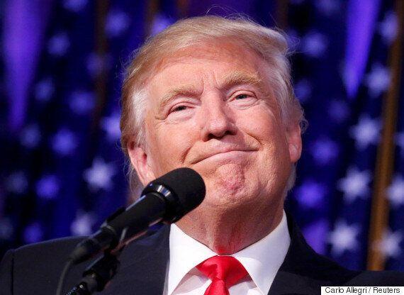 도널드 트럼프가 '대통령 월급'을 안 받겠다고