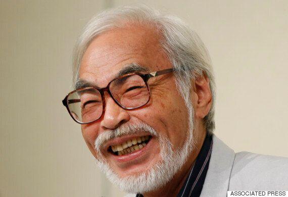 미야자키 하야오가 은퇴를 번복했다. 새로운 작품을 만들