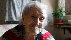 116세 할머니가 자신이 매일 먹는 음식을