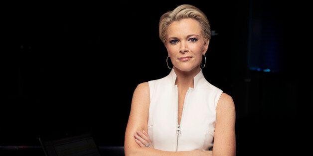 In this May 5, 2016 photo, Megyn Kelly poses for a portrait in New York. Donald Trump is a guest on Kelly's...