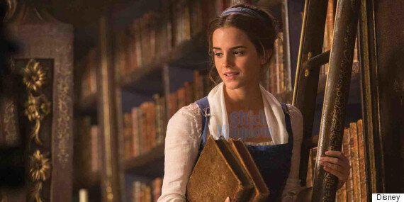 실사판 '미녀와 야수'에서 벨은 '빨래'를 할 시간에 책을