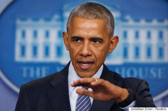 오바마가 클린턴의 패배 원인을 꽤 냉정하게