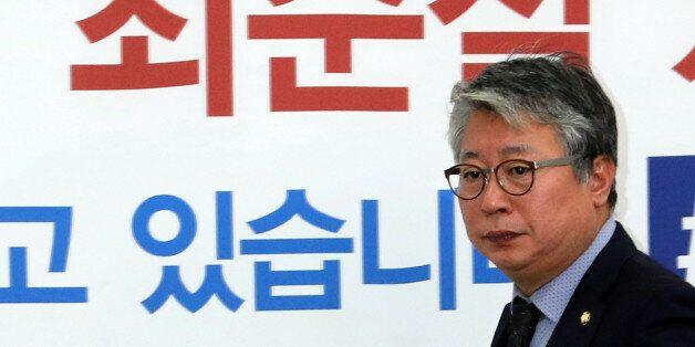 조응천 더민주 의원이 최순실의 'greatpark1819' 이메일 의미를