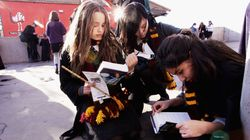 When We Ban Books Like 'Harry Potter,' Students Lose Out On More Than