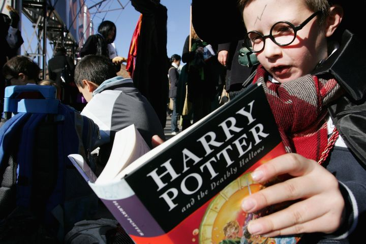 When We Ban Books Like 'Harry Potter,' Students Lose Out On