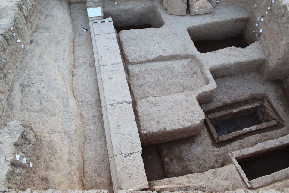 Ταφικό μνημείο στη θέση Ζόγερι (ύστερη κλασική - πρώιμη ελληνιστική