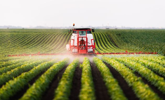 L'exposition aux pesticides doublerait le risque de maladie de