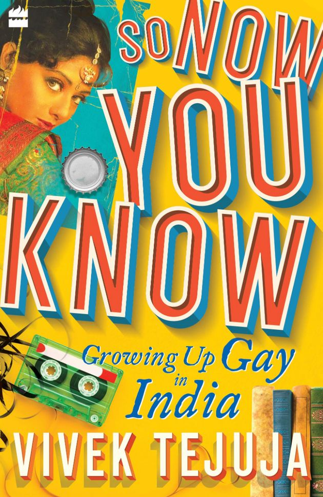 Vivek Tejuja On What It Was Like Growing Up Gay In