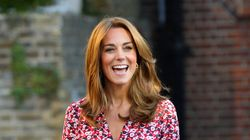 Kate Middleton Recycles Dress For Charlotte's First Day Of