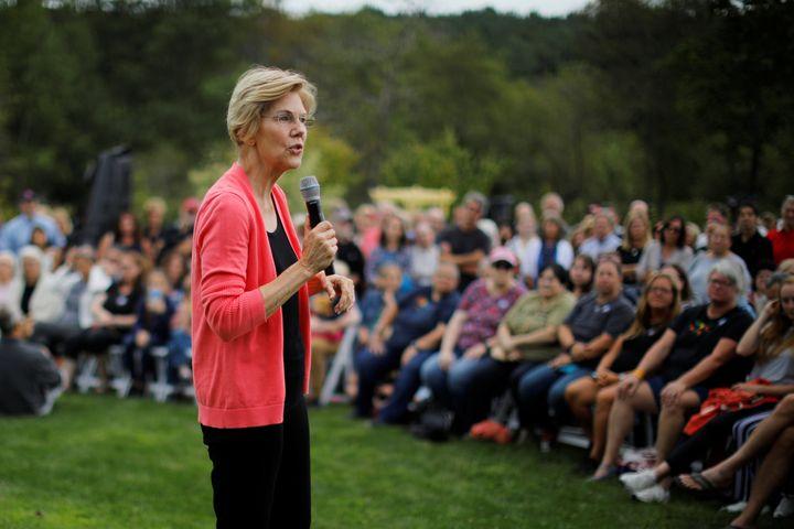 Some supporters of Sen. Elizabeth Warren (D-Mass.) are not considering voting for Sanders.