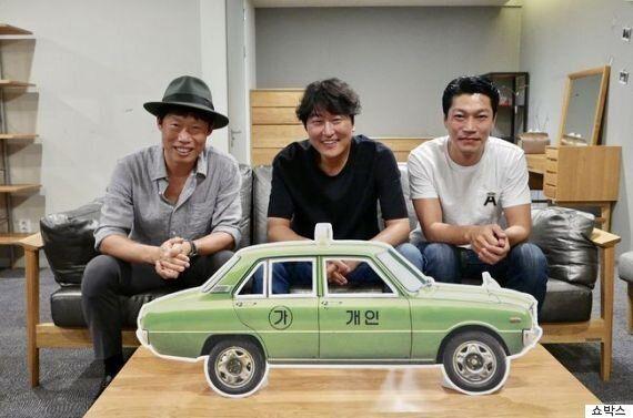 영화 '택시운전사'가 800만 관객을