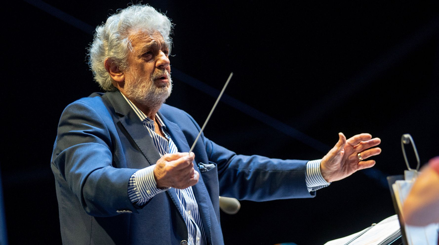 Opera Legend Placido Domingo Faces New Accusations Of Sexual Harassment