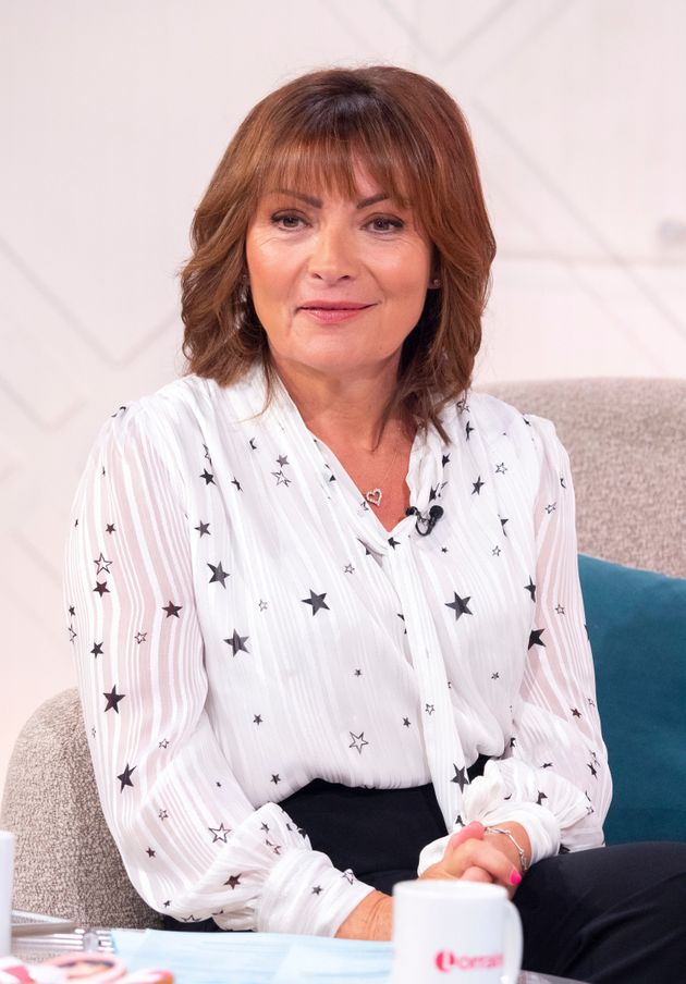 Danny has hit out at Lorraine