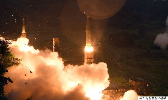 한국과 미국이 미사일지침 개정협상을