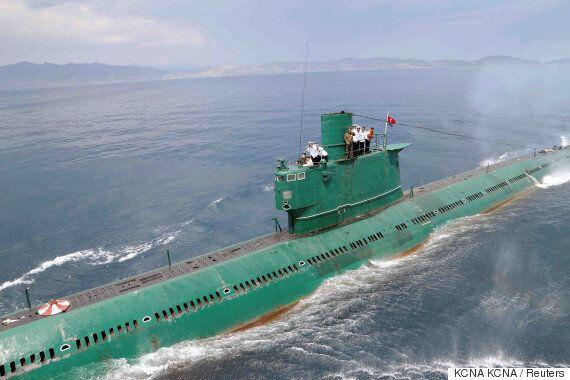 북한 잠수함의 수상한 움직임과 SLBM 기술에 비상이