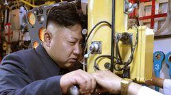 북한 잠수함의 수상한 움직임에 비상이