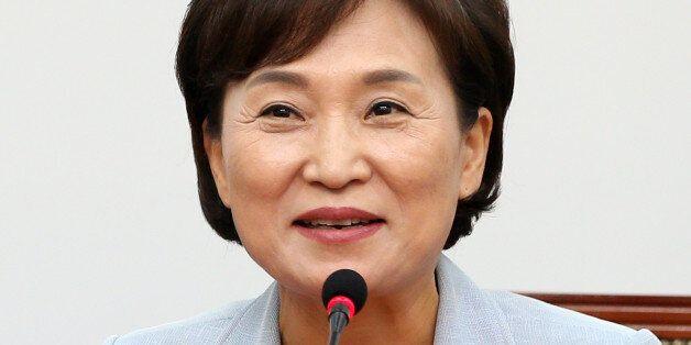 김현미 장관이