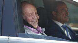 El retoque en el físico de Juan Carlos I en las fotos del hospital que ha tardado seis días en