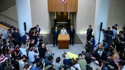 Hong Kong: la cheffe de l'exécutif appelle au dialogue, malgré le