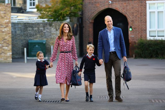 Kate Middletons Michael Kors Dress Has Sold Out – But It Comes In Other Prints