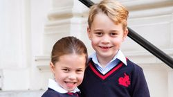 Prince William Reveals The Sweet Way George And Charlotte Spent Their School