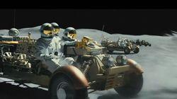 Las persecuciones con coches llegan a La Luna en el nuevo tráiler de 'Ad