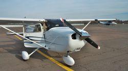 Un avion Cessna porté disparu en