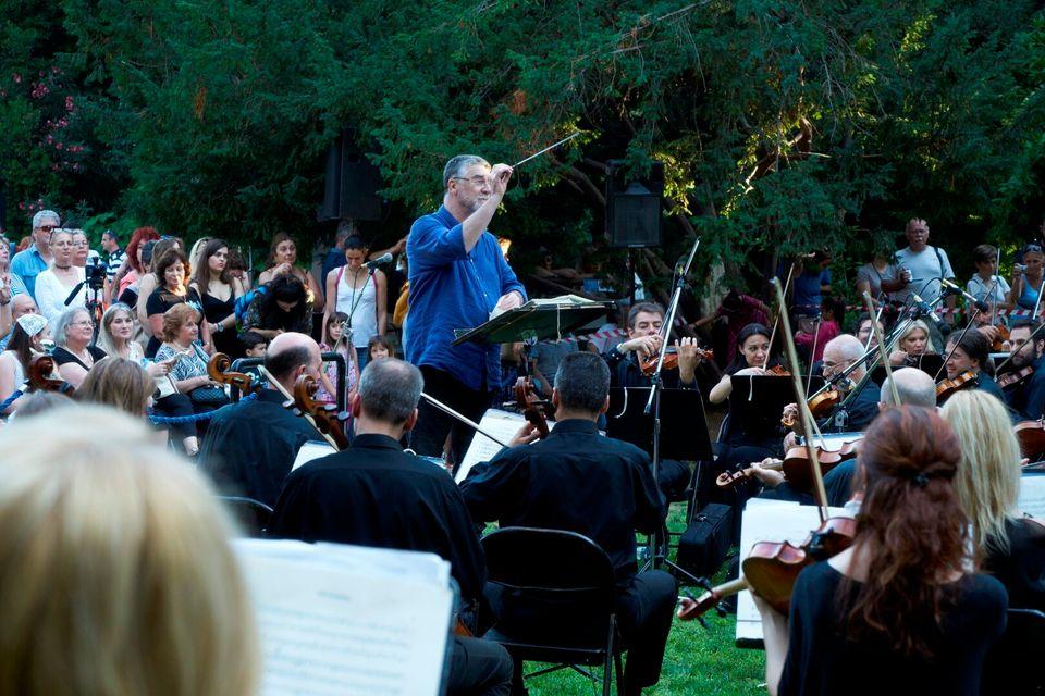 Η Συμφωνική Ορχήστρα στις 12 Σεπτεμβρίου σε ένα πρόγραμμα με μουσική από τον παγκόσμιο