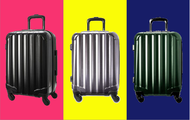 This suitcase is a cheap alternative to Away