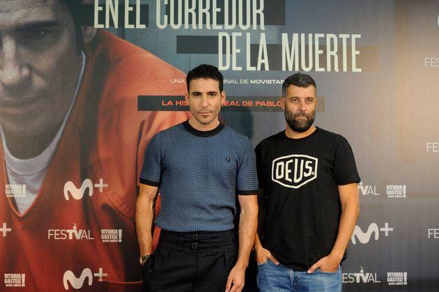 Nacho Carretero y Miguel Ángel Silvestre en