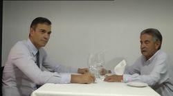 La inesperada pregunta de Pedro Sánchez a Revilla: la respuesta deja al presidente con esta