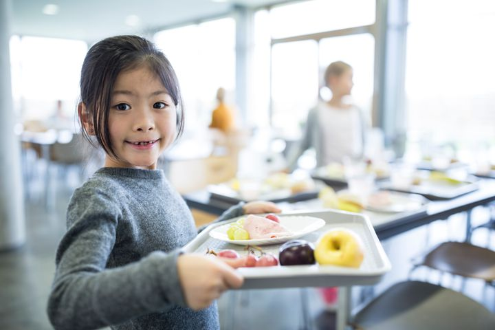 """Since kids are often bullied for bringing """"ethnic"""" lunches to school, some parents choose to go with more westernized meals."""