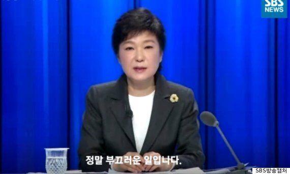 박근혜가 2012년에 이정희에게 한 말은 무척
