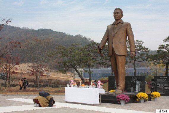박사모가 오늘 '박정희 탄신제'에서 벌인 '깽판의 현장'은 소름 끼칠