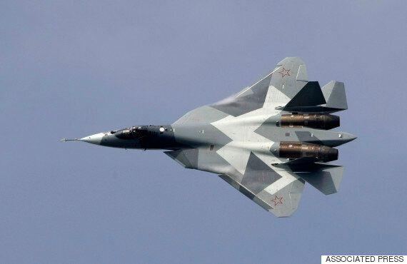 미국, 러시아 전투기가 시리아에서 충돌할 뻔